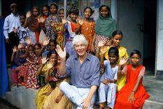 Paul van Vliet in Bangladesh - Foto: Dennis Brussaard