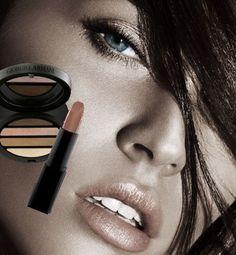 ocres y marrones metálicos : Giorgio Armani Makeup