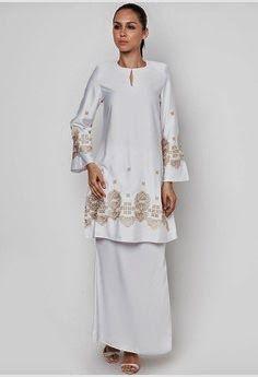 #baju #model #kurung #moden