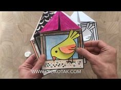 Bird Feeder - Old School Winter Crafts For Toddlers, Toddler Crafts, Diy For Kids, Easter Egg Crafts, Easter Eggs, Arts And Crafts, Paper Crafts, Fish Crafts, Art Drawings For Kids