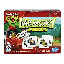Angry Birds Turbo Memory Game