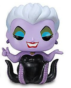 Need this for my collection Disney Play, Disney Toys, Disney Girls, Disney Disney, Disney Cruise, Little Mermaid Movies, The Little Mermaid, Funko Pop, Ursula Disney