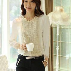 Find great deals on eBay for blusas de encaje. Shop with confidence.