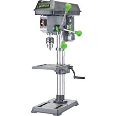Led Work Light, Work Lights, Light Up, Drill Press Table, Bench Press, Speed Drills, Key Storage, Drilling Machine, Diy Shops