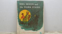 Mrs Moon and the Dark Stairs 1972 Pearl by RandomGoodsBookRoom