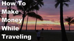 How To Make Money Online While Traveling To Beautiful Places! | In this video I was to take some time out to teach you how to make money online while traveling and how you can do this yourself using affiliate marketing and blogging.  When you travel you always document things and you can actually monetize his and make money online while you do it. One of the travel hacks I see some people do is write reviews about there time while traveling then using affiliate links from places like Trip…