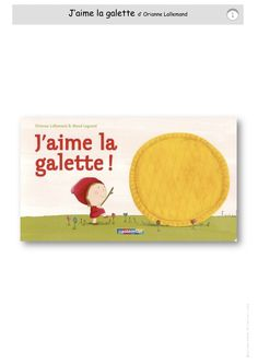 J'aime la galette - Bout de gomme Book Blogs, Books, Ps, Albums, French, Carnival, Period, Libros, French People