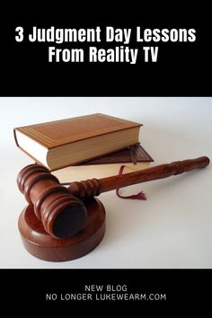 Watching contestants live in the moment on reality TV made me think about the way our lives will be reviewed on judgment day. Bible Preaching, Christian Post, Life Rules, Christian Encouragement, Reality Tv, Christians, News Blog, Word Of God, Blogging