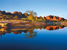 Breathtaking views of WA wild frontier | Herald Sun West Australia, Crocodile Pictures, Landscape Photographers, Aerial View, Wonderful Places, Wilderness, Sunrise, Waterfall, National Parks