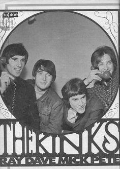 「The Kinks concert flyer」の画像検索結果 Music Flyer, Concert Flyer, Concert Posters, Sound Of Music, Kinds Of Music, Music Is Life, Rock And Roll Fantasy, Indie, Alternative Rock