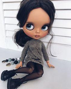 Blythe Dolls, Girl Dolls, Baby Dolls, Unicorn Doll, Ragamuffin, Cute Dolls, Ball Jointed Dolls, Big Eyes, Doll Clothes