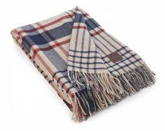 Lexington Classic Wool Throw