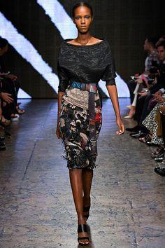Donna Karan spring 2015 collection