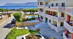 Aphrodite beach hotel offers quality accommodation in Crete and excellent access to major attractions