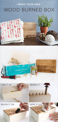 This is such a cool DIY kit.  Wood Burning Starter Set from Darby Smart Use the code: Perfect gift to save $10.00 on this kit.