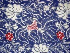 kain batik  pink and grey  floral vine  Patterns  Pinterest