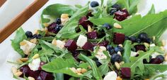 Your complete source for natural health and wellness Lunch Recipes, Salad Recipes, Healthy Recipes, Dandelion Salad, Dandelion Leaves, Beet And Goat Cheese, Healthy Cooking, Healthy Food, Healthy Eating