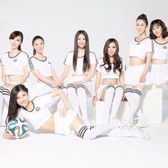 Cheerleading Uniforms football girl white Cheerleading Uniforms free shipping