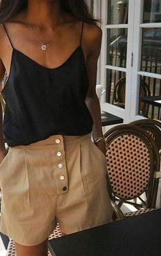 Make your capsule wardrobe ready for summer with these items, Summer Outfits, Spring outfit Summer outfit Style Année 80, Looks Style, Mode Style, Trendy Style, Mode Outfits, Casual Outfits, Fashion Outfits, Womens Fashion, Fashion Trends