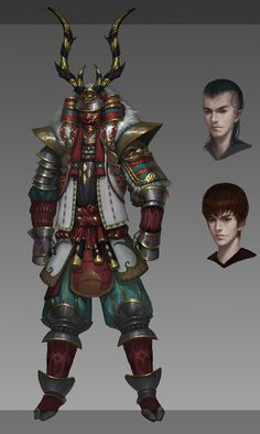 ArtStation - work-033, LIGHT GYZJ