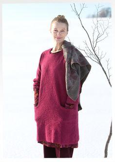 "Tunika ""Snöbär"" aus Öko-Baumwolle 57600-36.jpg"