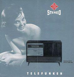 TELEFUNKEN, década del 60.