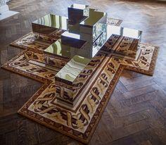 Mathias Kiss, Stairs, Interior, Four, Exhibitions, Furniture, Robot, Design, Home Decor