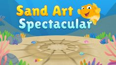 Did you know pufferfish are actually amazing artists? They create sand art in circle formations + decorate with seashells to attract mates. In this new PBS KIDS Splash and Bubbles game, work with Dunk the pufferfish to create your own sand art!