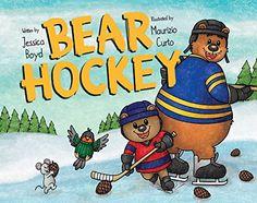 Bear Hockey by [Boyd, Jessica]