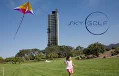 Sky Golf Panama #Condos - affordable condos close to the city including the best in social amenities such as pool, gym, covered parking, and a roof top lounge observation deck.