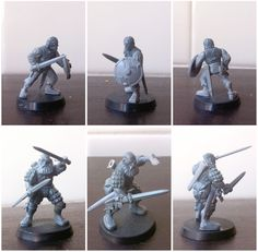 Warhammer Quest conversion thread http://www.warseer.com/forums/showthread.php?331661-WHQst-Forgotten-dungeons-of-old-%28large-compilation-images%29