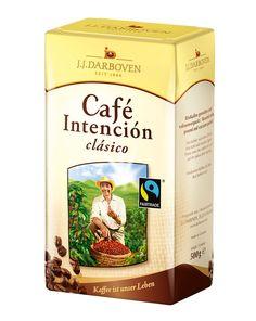 Cafe Intencion Clasico (Fairtrade) 500 g gemahlen | online kaufen bei Gourvita