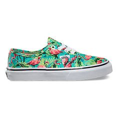 Little Girls Shoe By Vans are super cute!!