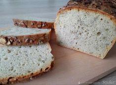 Prosty i smaczny chleb pszenno-żytni - przepis ze Smaker.pl Banana Bread