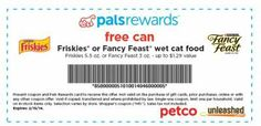 #Coupon - #Free #Friskies or Fancy #Feast wet Cat #Food