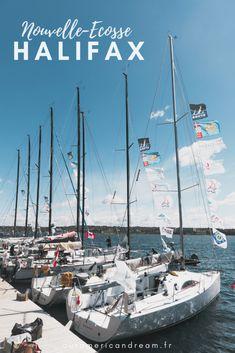 Nouvelle-Écosse | 10 activités incontournables à faire à Halifax #nouvelleecosse #novascotia #canada #provincesmaritimes #citytrip #cityguide #halifax Ontario, Road Trip, Canada, Belle Villa, Saint Jean, Nova Scotia, New York, Boat, Camping