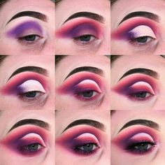 Whenever you do eye makeup, make your eyes look brighter. Your eye make-up ought to make your eyes stand out among the other functions of your face. Makeup Eye Looks, Eye Makeup Steps, Blue Eye Makeup, Mac Makeup, Smokey Eye Makeup, Eyeshadow Makeup, Drugstore Makeup, Makeup Goals, Makeup Inspo