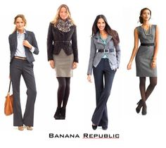 Business Casual Dress Attire for Women - more small business ...