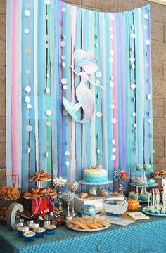 Amazing dessert tabl