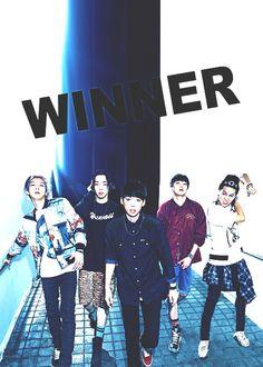 OUR WINNER ♡ TEAM A : Lee Seung Hoong , Nam Tae Hyung, Kim Jin Woo, Kang Seung Yoon , Song Min Ho