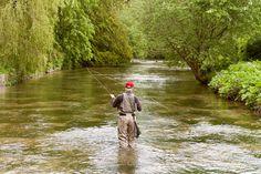 Emli Bendixen:Places - Germaine Walker Fishing