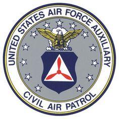 Civil Air Patrol Decal: Seal - 3 inches