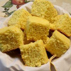 Authentic Foods - Corn Bread Recipe