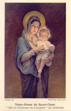 Notre-Dame du Sacré Cœur (Our Lady of the Sacred Heart)