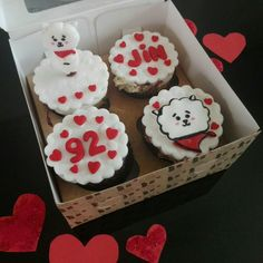 Food T, Cute Food, Sweet 16 Birthday, 16th Birthday, Bts Cake, Korean Cake, Bts Birthdays, Themed Birthday Cakes, Cute Desserts