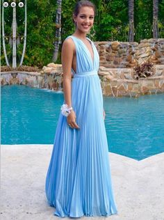 00901069ab2f 31 Best Sky Blue prom dresses images in 2019