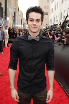 Dylan O'Brien - Teen Wolf, The Internship, The First Time