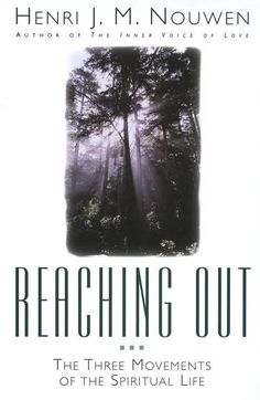 Image result for henri nouwen reaching out