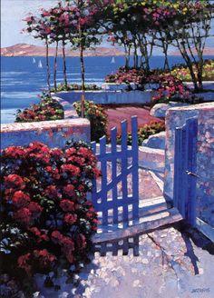 Howard Behrens: The Blue Gate, 1996