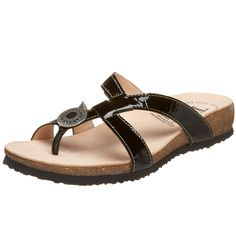 Think! Women's Julia 82767 Thong Sandal >>> Details can be found by clicking on the image.